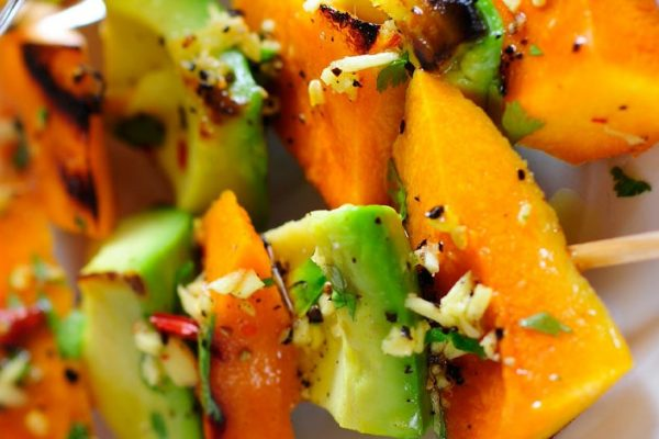 zucca e avocado
